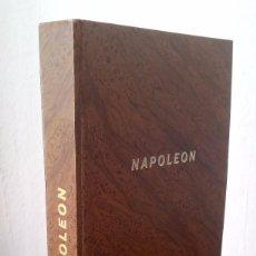 Libros antiguos: NAPOLEON - SUS CONTEMPORANEOS Y SU HISTORIA EN UN SOLO LIBRO - 1841 Y 1852. Lote 58437022