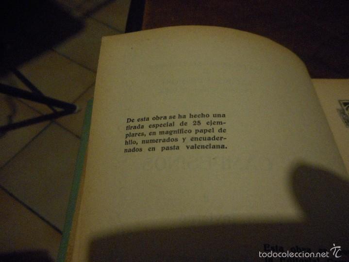 Libros antiguos: libro primera edicion 1926 de solo 25 ejemplares, los campesinos , invierno de ladislao reymont - Foto 3 - 58455348