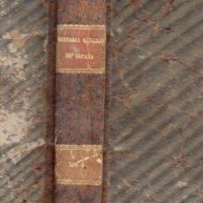 Libros antiguos: GEBHARDT : Hª GENERAL DE ESPAÑA Y DE SUS INDIAS TOMO IV (1864) CON ONCE GRABADOS. Lote 58561145