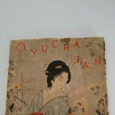 Libros antiguos: OYUCHA SAN CUENTOS JAPON PAPEL CREPE . GRABADOS JAPANESE FAIRY TALE SERIES 1892 2° EDICIÓN. Lote 58577797