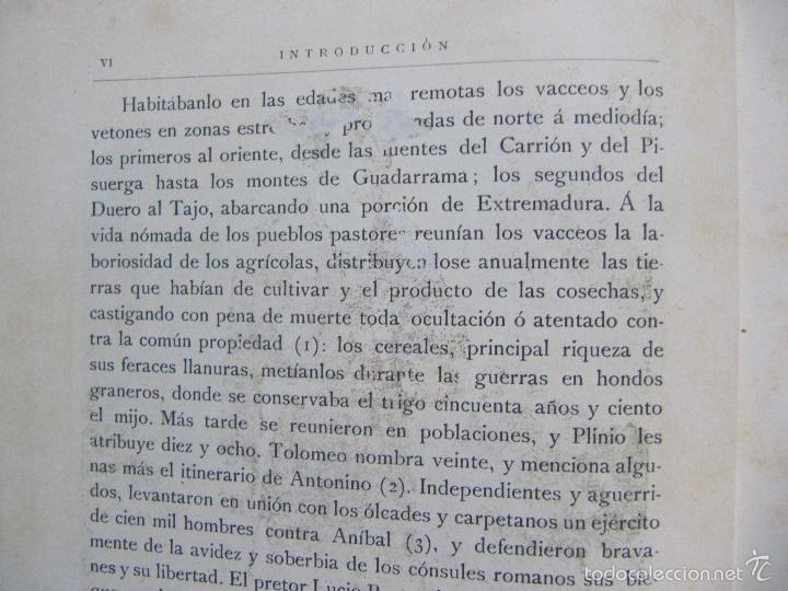 Libros antiguos: VALLADOLID, PALENCIA Y ZAMORA. POR JOSE Mª QUADRADO. DANIEL CORTEZO EDITOR. BARCELONA, 1885 - Foto 4 - 25648060