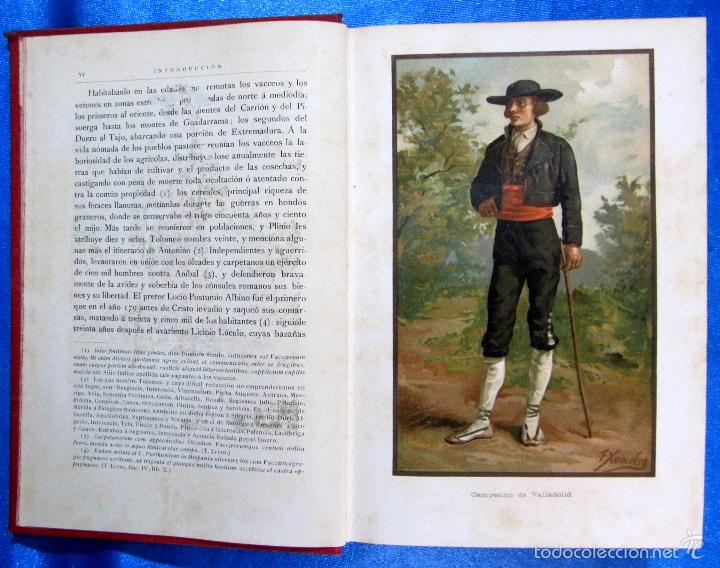 Libros antiguos: VALLADOLID, PALENCIA Y ZAMORA. POR JOSE Mª QUADRADO. DANIEL CORTEZO EDITOR. BARCELONA, 1885 - Foto 5 - 25648060