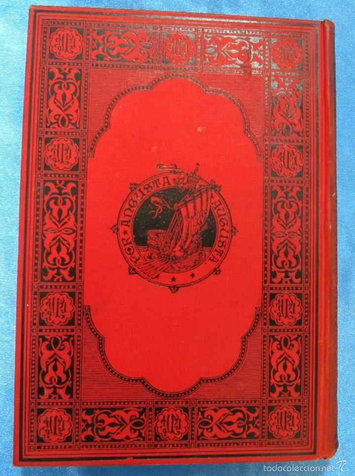Libros antiguos: VALLADOLID, PALENCIA Y ZAMORA. POR JOSE Mª QUADRADO. DANIEL CORTEZO EDITOR. BARCELONA, 1885 - Foto 9 - 25648060