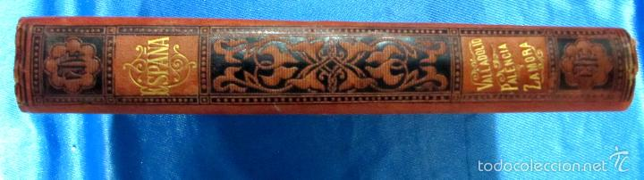 Libros antiguos: VALLADOLID, PALENCIA Y ZAMORA. POR JOSE Mª QUADRADO. DANIEL CORTEZO EDITOR. BARCELONA, 1885 - Foto 10 - 25648060