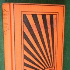 Libros antiguos: ESPOSAS LIBRES, DE WARNER FABIAN (SEUDÓNIMO DE SAMUEL HOPKINS ADAMS) EDITA 1927. Lote 58606873