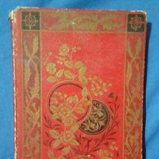 Libros antiguos: LA DETTE DES ROBERT - 1889 - LIBRO EN FRANCÉS - MUY RARO - TAPA DURA - MARTHE LACHESE. Lote 58645024