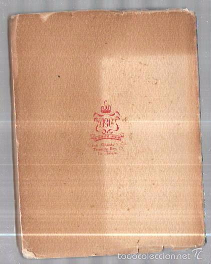 Libros antiguos: UN NOMBRE Y OTRAS PROSAS. RUBEN MARTINEZ VILLENA. LA HABANA. 1940. 1ªED. 165PAGS. 16,5X12,8 CM - Foto 2 - 58663673