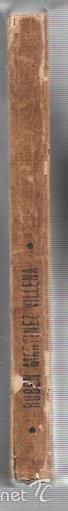 Libros antiguos: UN NOMBRE Y OTRAS PROSAS. RUBEN MARTINEZ VILLENA. LA HABANA. 1940. 1ªED. 165PAGS. 16,5X12,8 CM - Foto 3 - 58663673