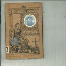 Libros antiguos: MAGALLANES. CONSTANTINO BAYLE, S.I.. Lote 58682128