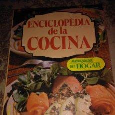 Libros antiguos: ·ENCICLOPEDIA DE LA COCINA. Lote 58738577