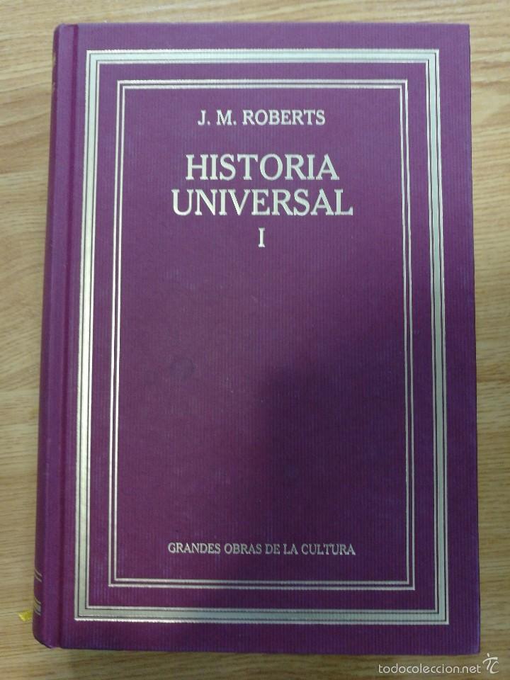 HIDTORIA UNIVERSAL ROBERTS (Libros Antiguos, Raros y Curiosos - Bellas artes, ocio y coleccionismo - Otros)