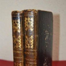 Libros antiguos: HISTORIA CONSTITUCIONAL DE LA MONARQUÍA ESPAÑOLA - VICTOR DU-HAMEL - DOS TOMOS - 1848. Lote 59071005
