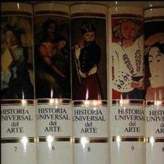 Libros antiguos: HISTORIA UNIVERSAL DEL ARTE - ED. PLANETA. Lote 55034327