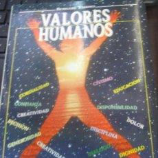 Libros antiguos: VALORES HUMANOS VOL 2 BERNABE TIERNO EDIT TALLER AÑO 1992. Lote 83916312