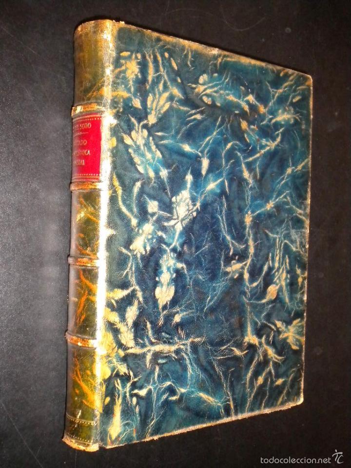 TRATADO DE MECANICA GENERAL I Y II / JOAQUIN DEL SOTO HIDALGO / 1931 / PRIMERA EDICION (Libros Antiguos, Raros y Curiosos - Ciencias, Manuales y Oficios - Otros)