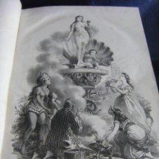 Libros antiguos: HISTORIA DE LA PROSTITUCIÓN EN TODOS LOS PUEBLOS DEL MUNDO AÑO 1870 BARCELONA TOMO II. Lote 59508247