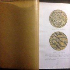 Libros antiguos: LANA SARRATE: METALOGRAFÍA Y TRATAMIENTOS TÉRMICOS INDUSTRIALES DE HIERROS Y ACEROS. (1926). Lote 59620543