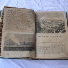 Libros antiguos: LIBRO.DIARIO DE UN TESTIGO DE LA GUERRA DE AFRICA, 1859 .. Lote 59628207