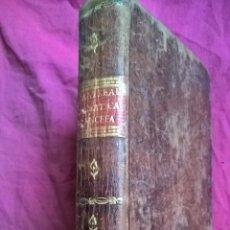 Libros antiguos: GRAMÁTICA FRANCESA. ARTE DE HABLAR BIEN FRANCÉS. PEDRO NICOLÁS CHANTREAU. LEÓN 1816. Lote 59734064