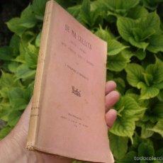 Libros antiguos: C.BOSCH DE LA TRINXERIA: DE MA CULLITA, 1ªED.1880 LA RENAIXENSA, DEDICAT I SIGNAT PER L'AUTOR. Lote 59743864