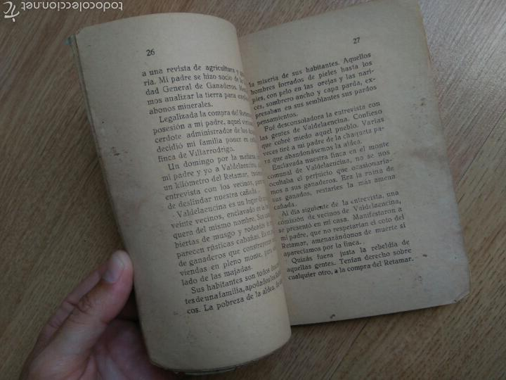 Libros antiguos: Libro Las Aventuras de Calixto. Diario de un niño.Imprent Jodra en Soria año 1923 - Foto 3 - 60193855