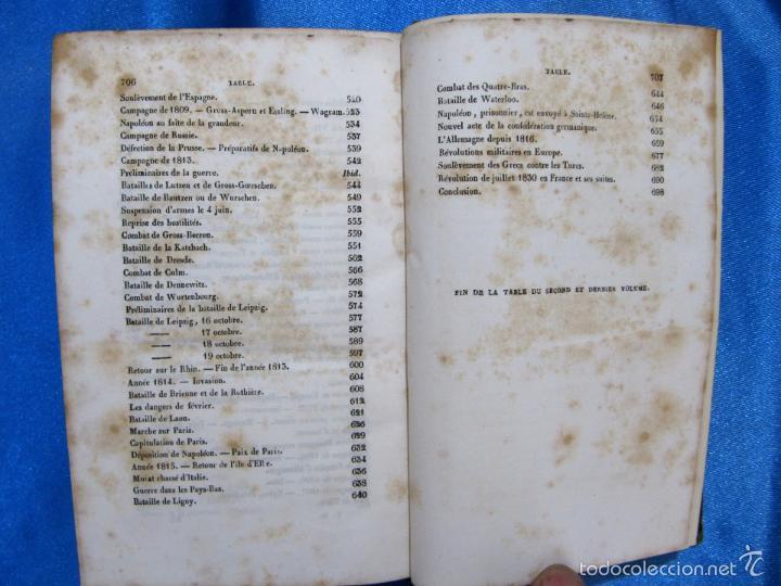 Libros antiguos: HISTOIRE D ALLEMAGNE. PAR KOHLRAUSCH. TRAD. A. GUINEFOLLE. PARIS, 1840, 1838. HISTORIA DE ALEMANIA. - Foto 8 - 60277983