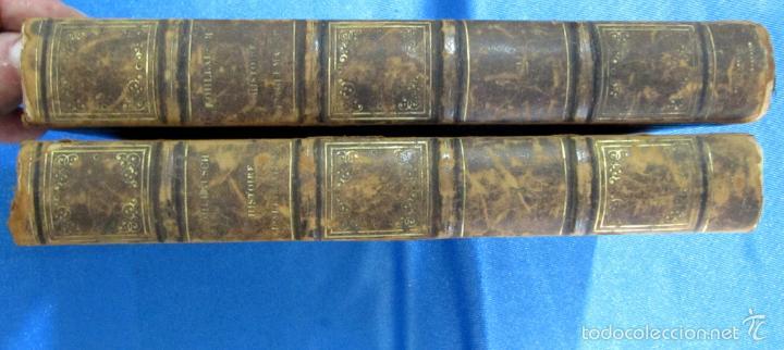 Libros antiguos: HISTOIRE D ALLEMAGNE. PAR KOHLRAUSCH. TRAD. A. GUINEFOLLE. PARIS, 1840, 1838. HISTORIA DE ALEMANIA. - Foto 11 - 60277983