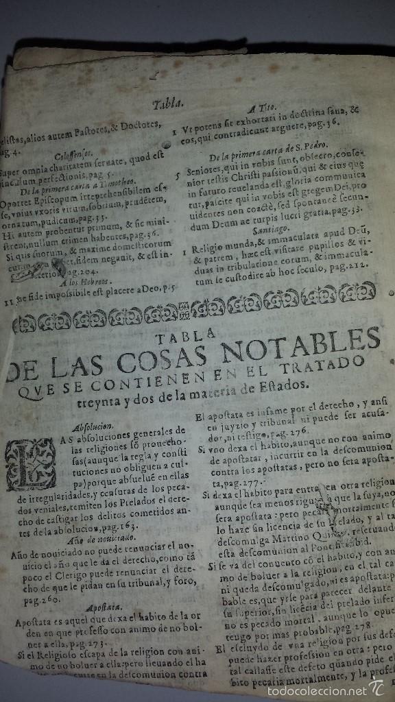 Libros antiguos: SEGVNDA PARTE DE LA SVMMA LA CVUAL SE SVMMA TODO LO MORAL Y CASOS -1620 - Foto 7 - 60285455