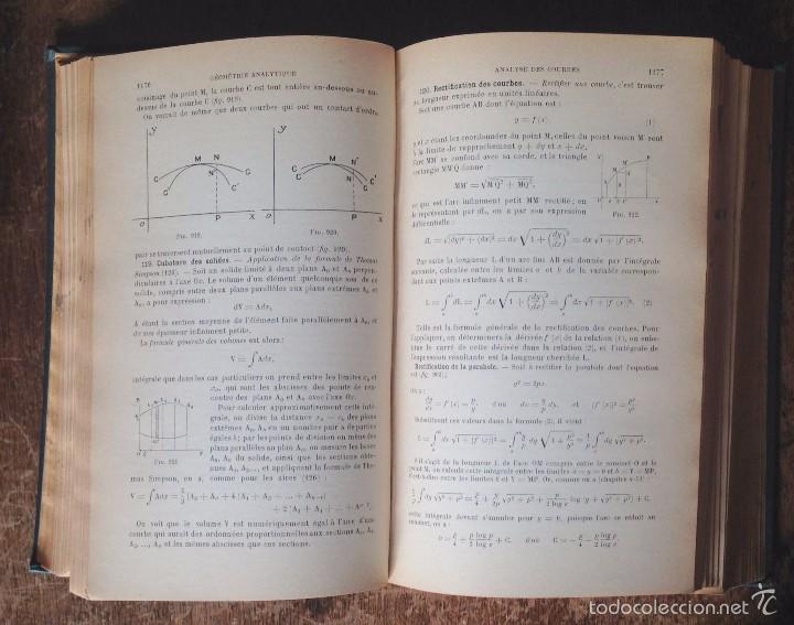 Libros antiguos: INTRODUCTION SCIENCE DE LINGENIEUR. CLAUDEL J. 1913. 2 TOMOS. OBRA COMPLETA - Foto 3 - 60372759