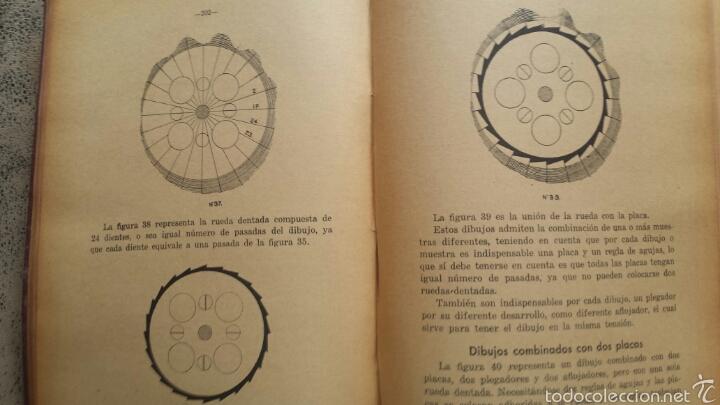 Libros antiguos: APUNTES DE TEORIA DE TEJIDOS . JERÓNIMO OLLER Y ESTEPA+ TEÓRICO PRÀCTICO DE TEJIDOS . FCO.SALADRIGAS - Foto 6 - 60414889