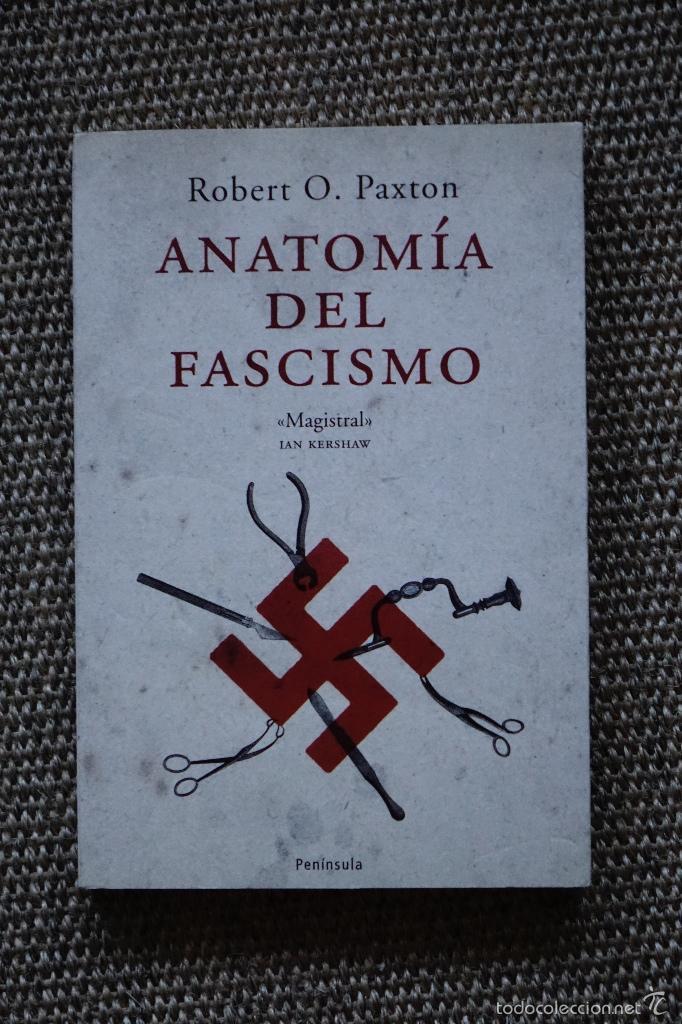 anatomia del fascismo robert o. paxton - Comprar en todocoleccion ...