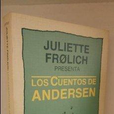 Libros antiguos: LOS CUENTOS DE ANDERSEN . Lote 60766047