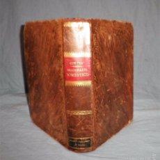 Libros antiguos: DICCIONARIO DOMESTICO·CONOCIMIENTOS UTILES - AÑO 1896 - B.CORTES - IN-FOLIO.. Lote 60794371