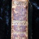 Libros antiguos: LOS FANFARRONES DEL REY - PAUL FEVAL - 1859 - COMPLETA. Lote 60830863