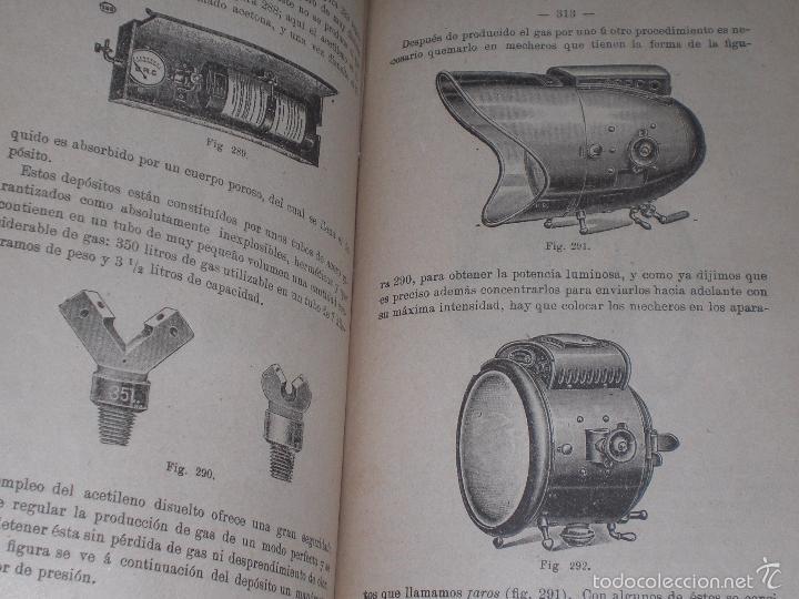 Libros antiguos: Magnifico y raro manual del conductor de Automoviles 1920 - Foto 3 - 60874179