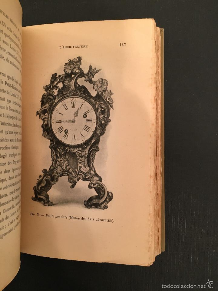 Libros antiguos: ENCUADERNACION - INTERIORISMO - ARTES DECORATIVAS - Émile BAYARD Les Styles Régence et Louis XV - Foto 13 - 60935507