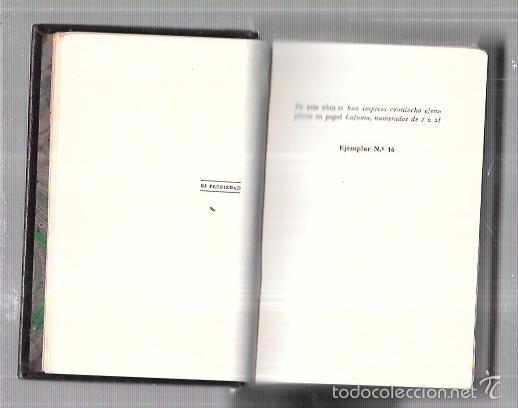 Libros antiguos: MONTANER Y SIMON. MUSA VARIA. QUEVEDO. SERIE LIMITADA. GRAN PAPEL. EXCEPCIONAL. AÑOS 40 - Foto 2 - 60982587