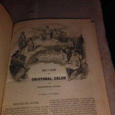 Alte Bücher - Vida y Viajes de Cristobal Colon - 61006163