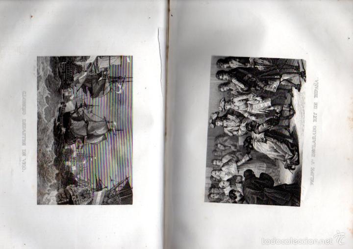 Libros antiguos: PADRE MARIANA : HISTORIA GENERAL DE ESPAÑA HASTA 1847 (LUIS TASSO) NUMEROSOS GRABADOS - Foto 3 - 61061015