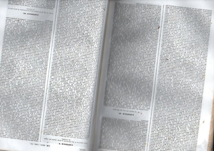 Libros antiguos: PADRE MARIANA : HISTORIA GENERAL DE ESPAÑA HASTA 1847 (LUIS TASSO) NUMEROSOS GRABADOS - Foto 4 - 61061015
