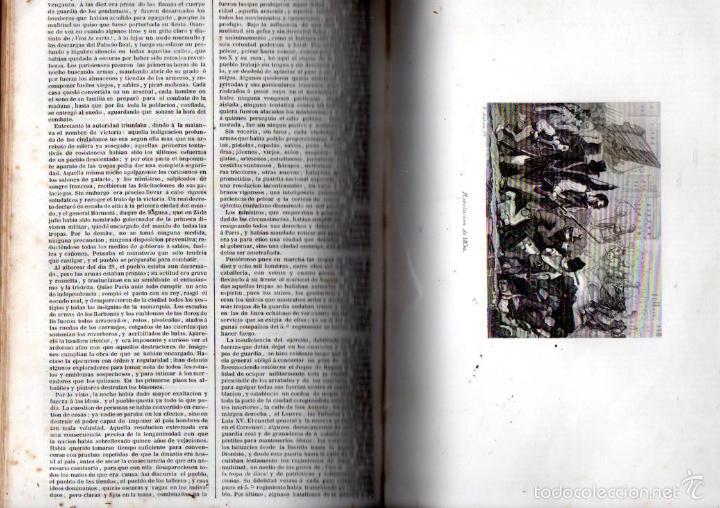 Libros antiguos: EL NUEVO ANQUETIL - HISTORIA UNIVERSAL HASTA 1848 - NUMEROSOS GRABADOS - Foto 3 - 61061503