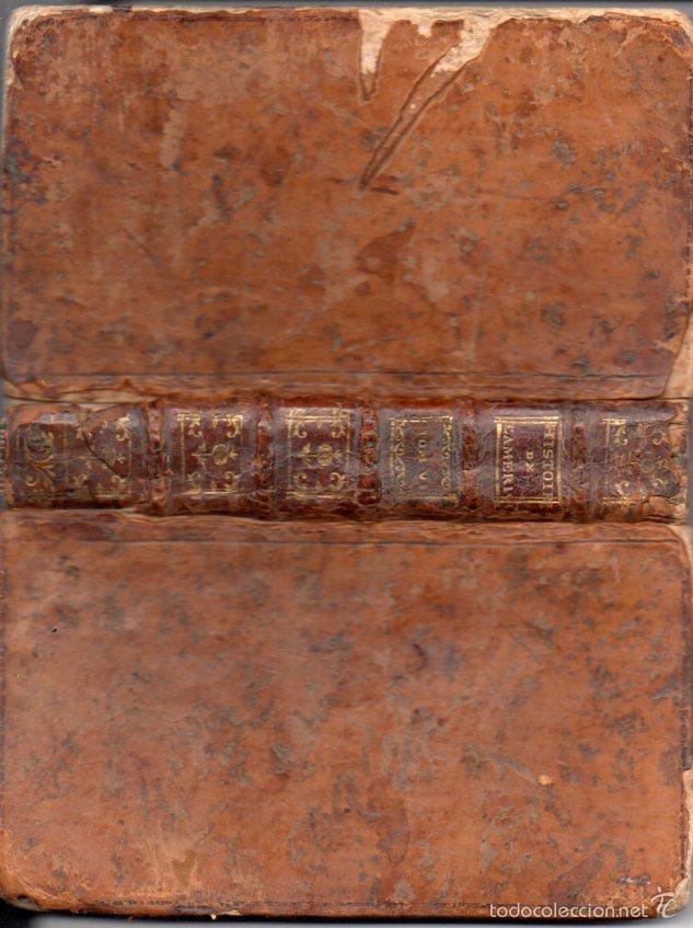 Libros antiguos: TOURON : HISTOIRE GENÈRALE DE L'AMERIQUE DEPUIS SA DÉCOUVERTE TOME VI (1769) MÉXICO - Foto 2 - 61062175