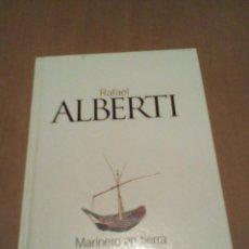 Libros antiguos: MARINERO EN TIERRA. Lote 61075817