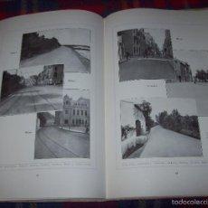 Libros antiguos: HORMIGÓN BLINDADO PARA VÍAS URBANAS Y CARRETERAS. CONSTRUCCIONES Y PAVIMENTOS.1927. TODO UNA RAREZA!. Lote 61167907