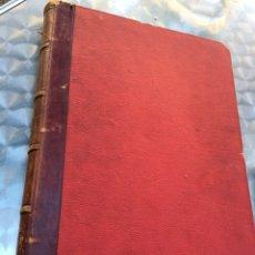 Libros antiguos: LA LEYENDA DEL CID. ESPECTACULAR LIBRO DEL SIGLO XIX. Lote 61187718