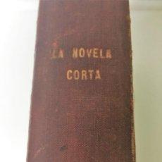 Libros antiguos: CURIOSO LIBRO DE 29 NOVELAS CORTAS 1910-1920. Lote 61247047