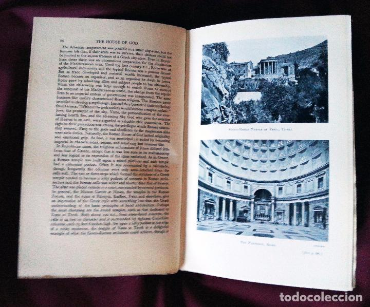 Libros antiguos: THE HOUSE OF GOD - A HISTORY OF RELIGIOUS ARCHITECTURE AND SYMBOLISM - Short, E. H. - 1925 - Foto 4 - 61419187