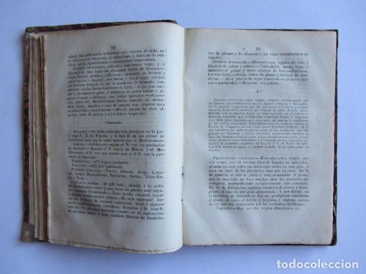 Libros antiguos: GEOGRAFÍA Y ESTADÍSTICA INDUSTRIAL Y COMERCIALD. Fabio de la Rada y Delgado 1867 Segunda edición - Foto 5 - 61549004