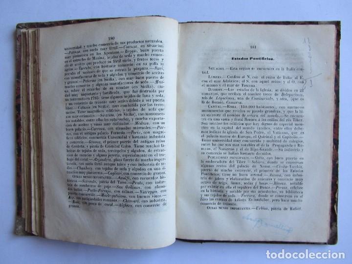 Libros antiguos: GEOGRAFÍA Y ESTADÍSTICA INDUSTRIAL Y COMERCIALD. Fabio de la Rada y Delgado 1867 Segunda edición - Foto 6 - 61549004