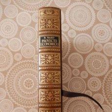 Libros antiguos: BERNARDO WARD - PROYECTO ECONOMICO. Lote 61602564